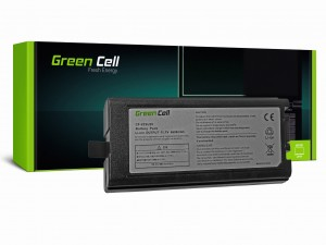 Green Cell Bateria do Panasonic CF29 CF51 CF52 / 11,1V 6600mAh