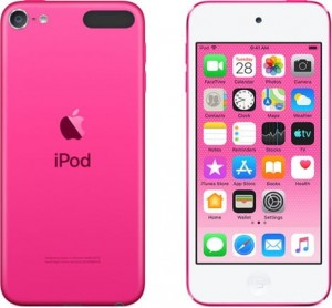 Apple iPod touch 32GB różowy
