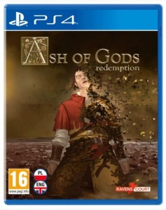 KOCH Gra PS4 Ash of Gods Redemption