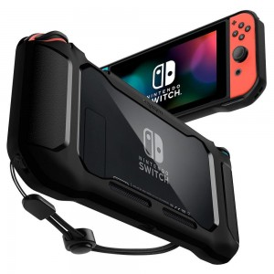 SPIGEN RUGGED ARMOR NINTENDO SWITCH BLACK