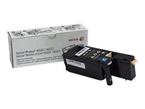 Toner CYAN do Xerox Phaser 6020 / WC 6025 (1K) 106R02760
