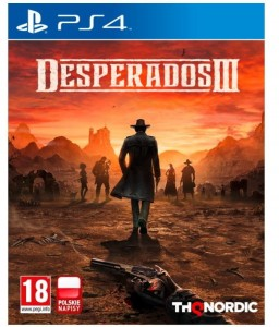 KOCH Gra PS4 Desperados III