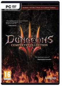 KOCH Gra PC Dungeons 3 Complete Collection