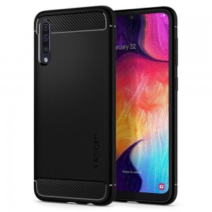 SPIGEN RUGGED ARMOR GALAXY A50/A30S MATTE BLACK