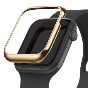 RINGKE BEZEL STYLING APPLE WATCH 4/5 (40MM) GLOSSY GOLD