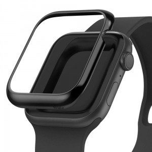 RINGKE BEZEL STYLING APPLE WATCH 4/5 (44MM) GLOSSY BLACK