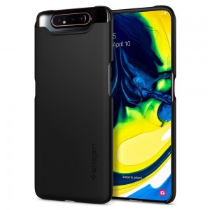 SPIGEN THIN FIT GALAXY A80 BLACK