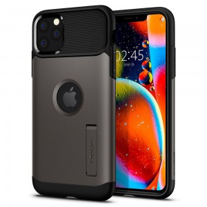 SPIGEN SLIM ARMOR IPHONE 11 PRO GUNMETAL