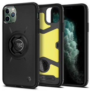 SPIGEN GEARLOCK GCF113 BIKE MOUNT CASE IPHONE 11 PRO BLACK