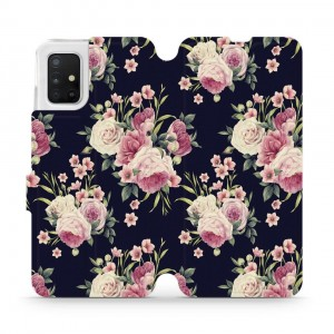 MOBIWEAR V068P GALAXY A51 WILD ROSES