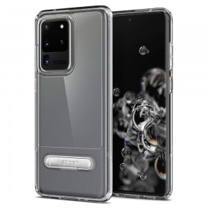SPIGEN SLIM ARMOR ESSENTIAL S GALAXY S20 ULTRA CRYSTAL CLEAR