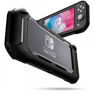SPIGEN RUGGED ARMOR NINTENDO SWITCH LITE BLACK