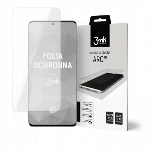 FOLIA OCHRONNA 3MK CURVED ARC GALAXY S20