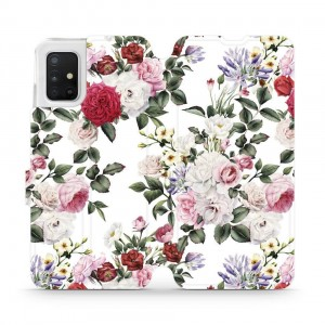MOBIWEAR MD01S GALAXY A71 FLORAL