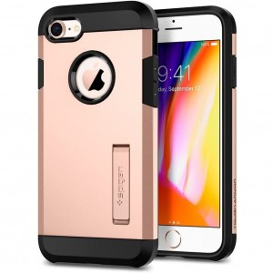 SPIGEN TOUGH ARMOR 2 IPHONE 7/8 BLUSH GOLD