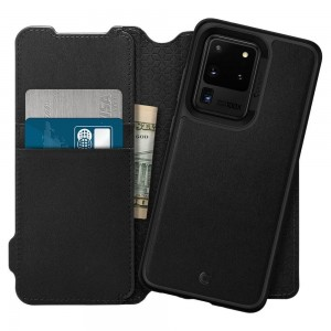 SPIGEN CIEL WALLET BRICK GALAXY S20 ULTRA BLACK