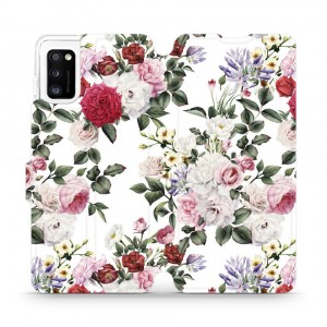 MOBIWEAR MD01S SAMSUNG A41 FLORAL