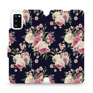 MOBIWEAR V068P SAMSUNG A41 WILD ROSES