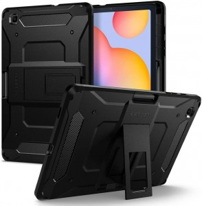 SPIGEN TOUGH ARMOR PRO GALAXY TAB S6 LITE 10.4 P610/P615 BLACK