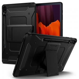 SPIGEN TOUGH ARMOR PRO GALAXY TAB S7+ PLUS 12.4 T970/T976 BLACK