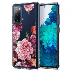 SPIGEN CYRILL CECILE GALAXY S20 FE ROSE FLORAL
