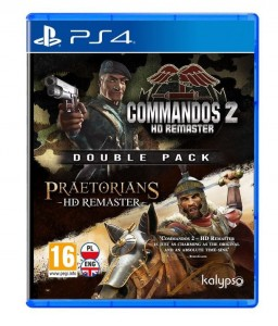 KOCH Gra PS4 Commandos 2 Praetorians HD Remaster