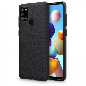 NILLKIN FROSTED SHIELD GALAXY A21S BLACK